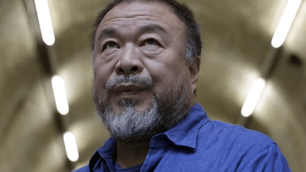 Ai Weiwei - AP/REX/Shutterstock