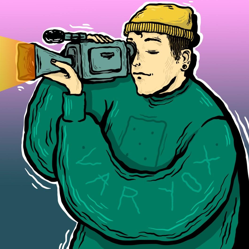 Videoqrafiya