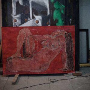Mahmud Rustamov-works