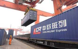 ЖД перевозки грузов из Китая в Россию