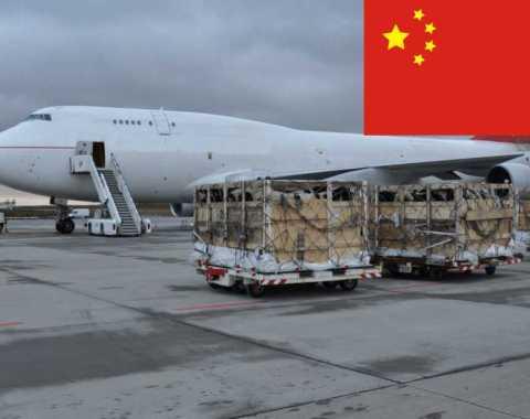 Авиаперевозка грузов и товаров из Китая