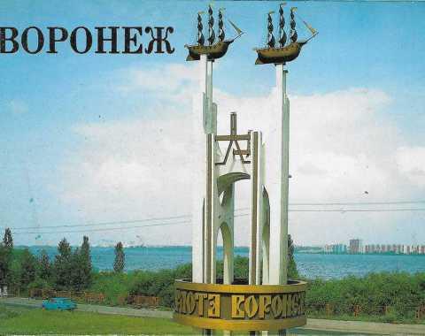 Доставка сборных грузов из Китая в Воронеж