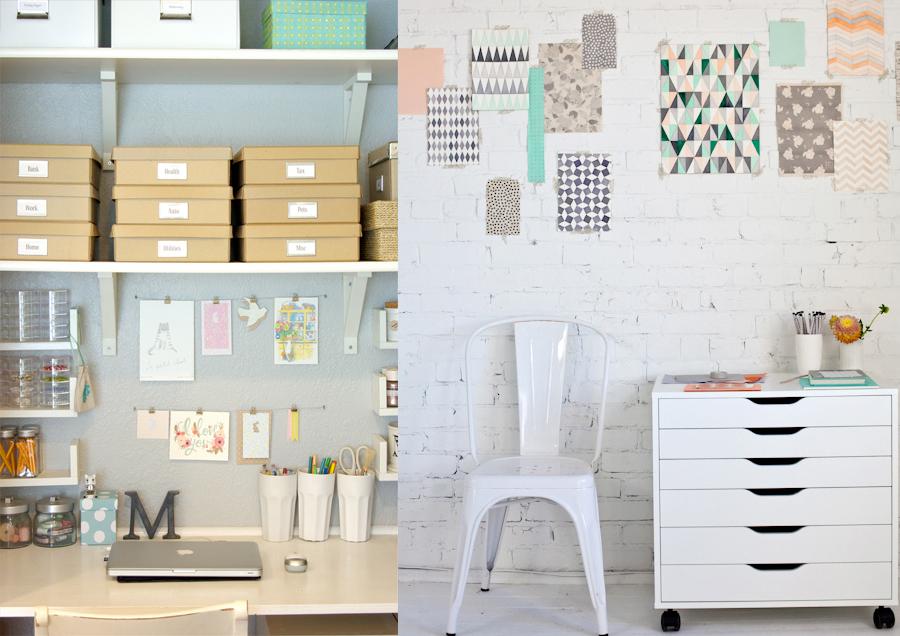 Home / Studio / Workspace Decor Ideas
