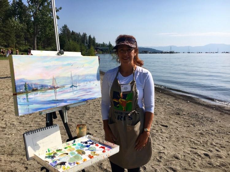North Lake Tahoe Plein Air Open