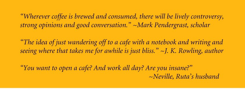 Rutas Cafe quotes