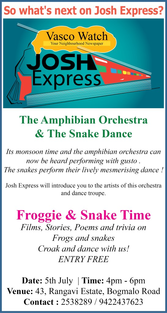 josh express - The Amphibian Orchestra