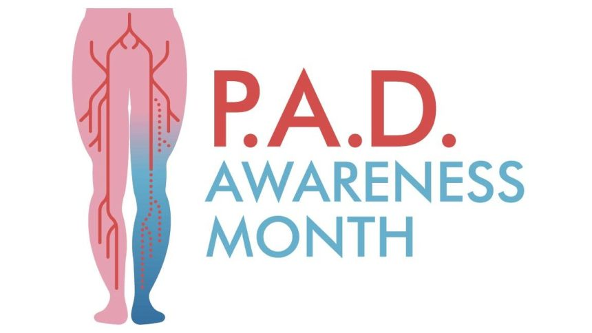 September is PAD Awareness Month