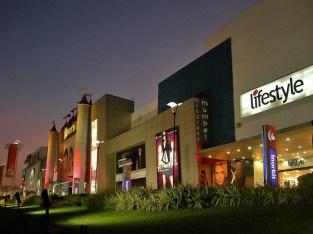 Inorbit Mall, Mumbai's biggest mall