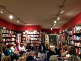 Talking to the Wallingford book club