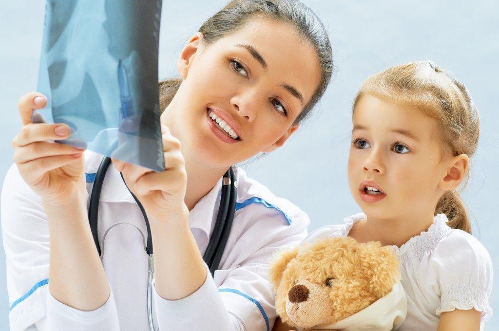 Левосторонний коксит у детей