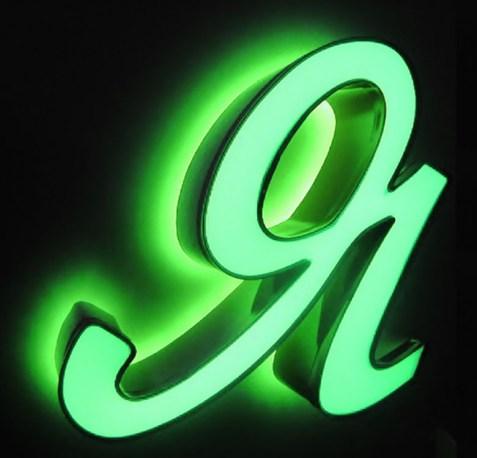 Замовити світлові об'ємні букви недорого, швидко, якісно