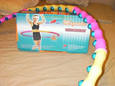 poți hula hoop să piardă în greutate