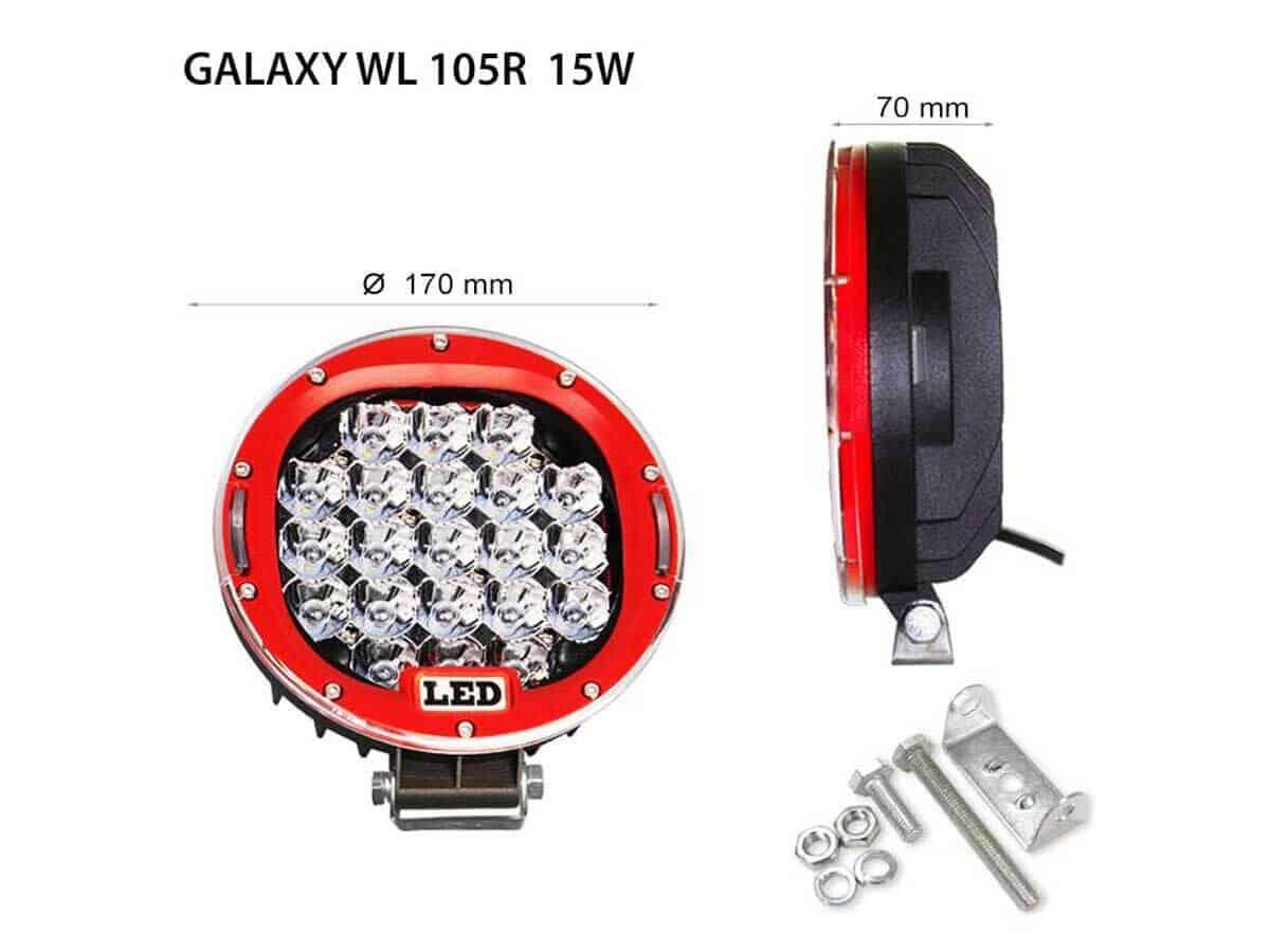 GALAXY-WL-105R-12V-15W