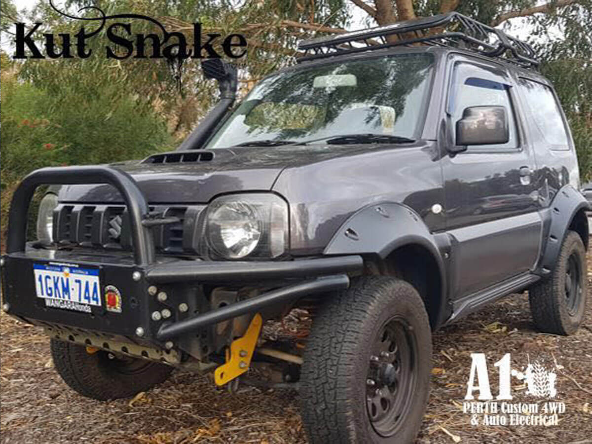 уширители kut snake Suzuki Jimny 100 mm