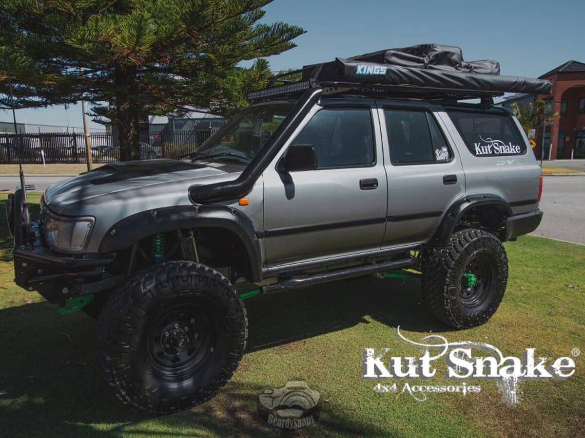 уширители kut snake Toyota 4Runner Surf 55mm