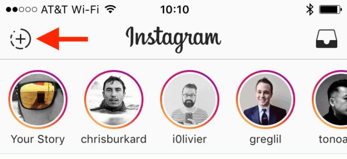 Instagram-add-new-story