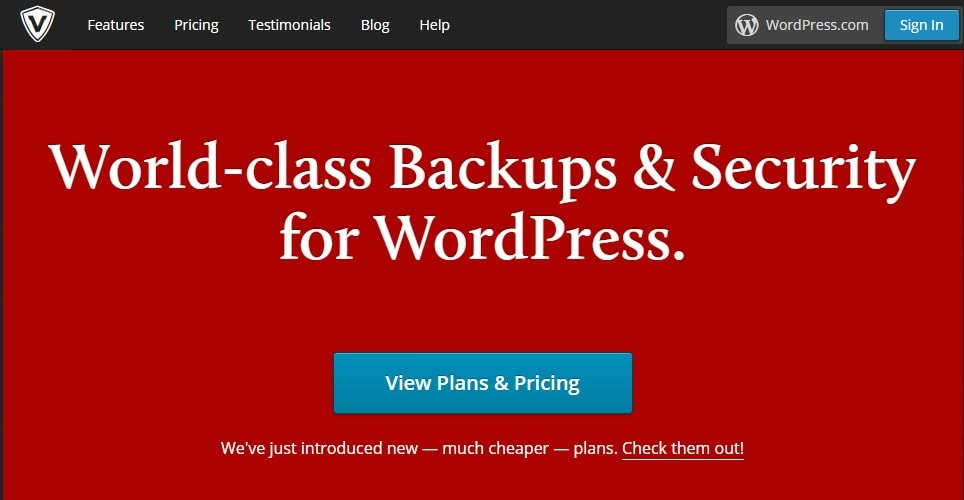 Top 5 Backup/restore Service/Plugins for WordPress