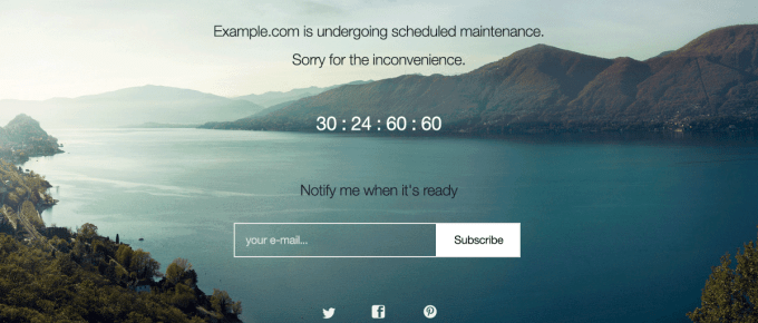 Best Maintenance Mode WordPress Plugins for a Coming Soon Landing Page