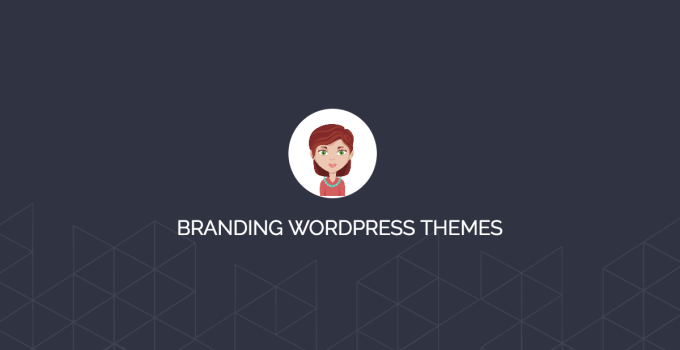 branding wordpress themes