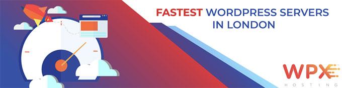 fastest wordpress servers