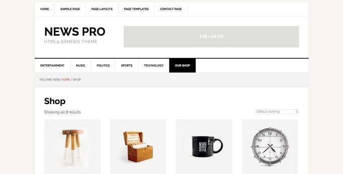 news pro shop