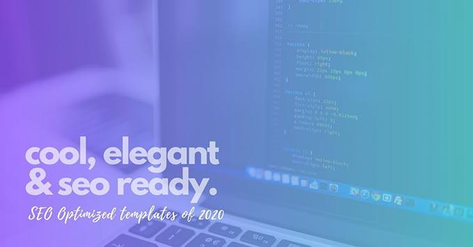 seo ready blogger templates 2020