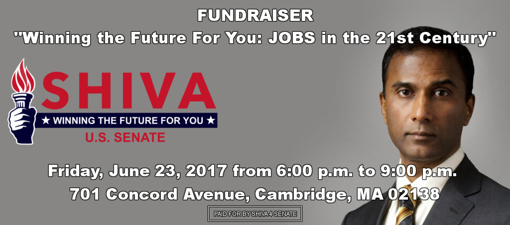 """FUNDRAISER – """"Winning The Future For You: JOBS In The 21st Century"""""""