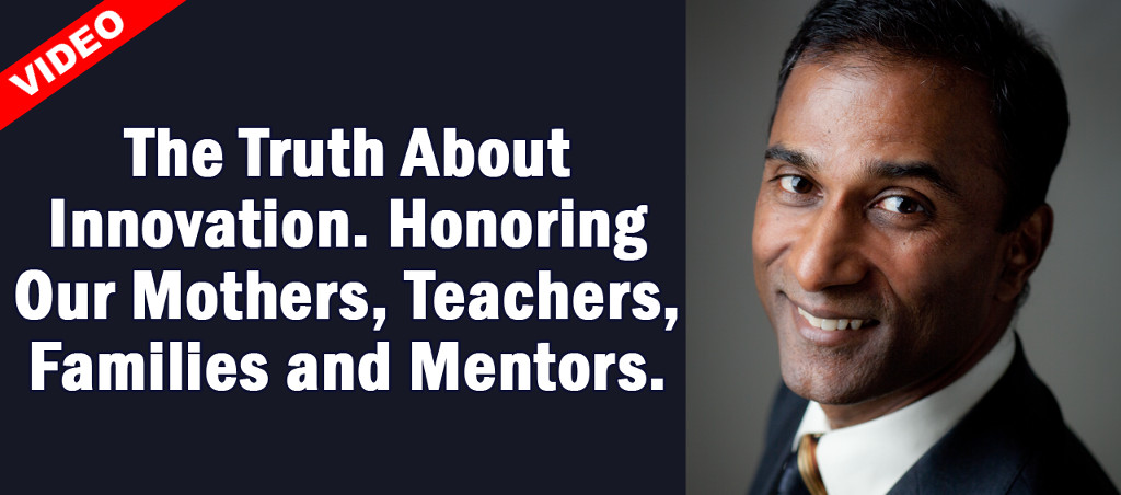 Dr. Shiva Ayyadurai Speaks On The Truth About Innovation