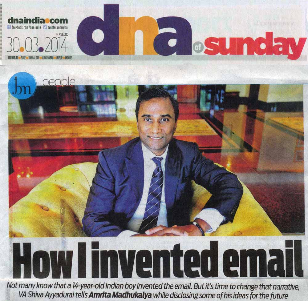 How I Invented Email