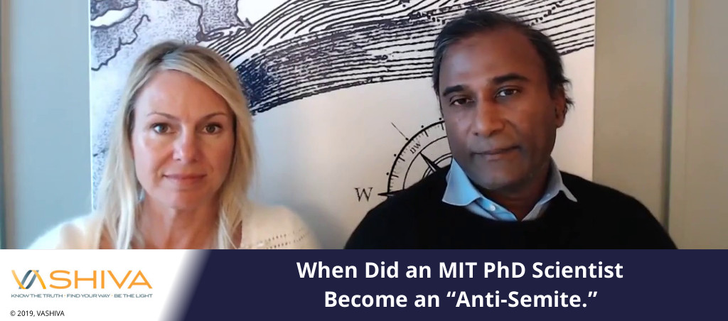 "When Did An MIT PhD Scientist Become An ""Anti-Semite."""