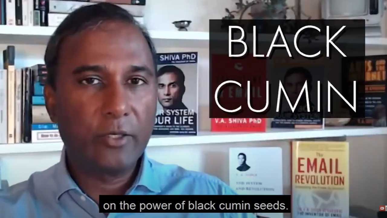 Black Cumin To Juice Up Your Immune System