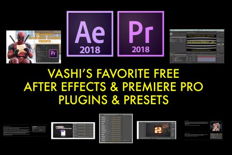 Free Effects for After Effects - Updated Version 2.0