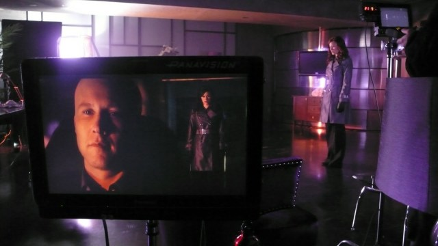 Smallville's Lex Luther and the Split Diopter