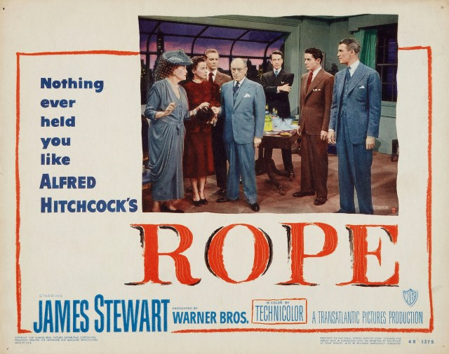 Full cast photo of ROPE (1948)
