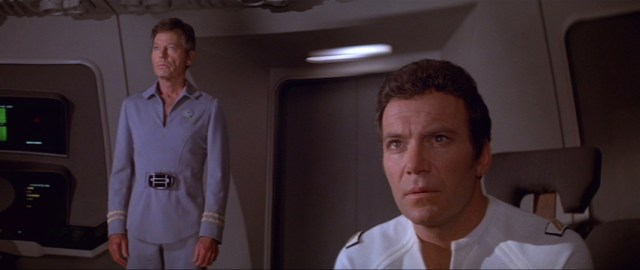 Star Trek The Motion Picture uses the Split Diopter