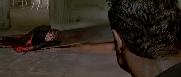The Split Diopter shot in Reservoir Dogs