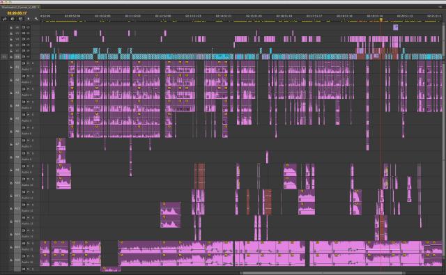 Audio focus of the Sharknado 2 finale