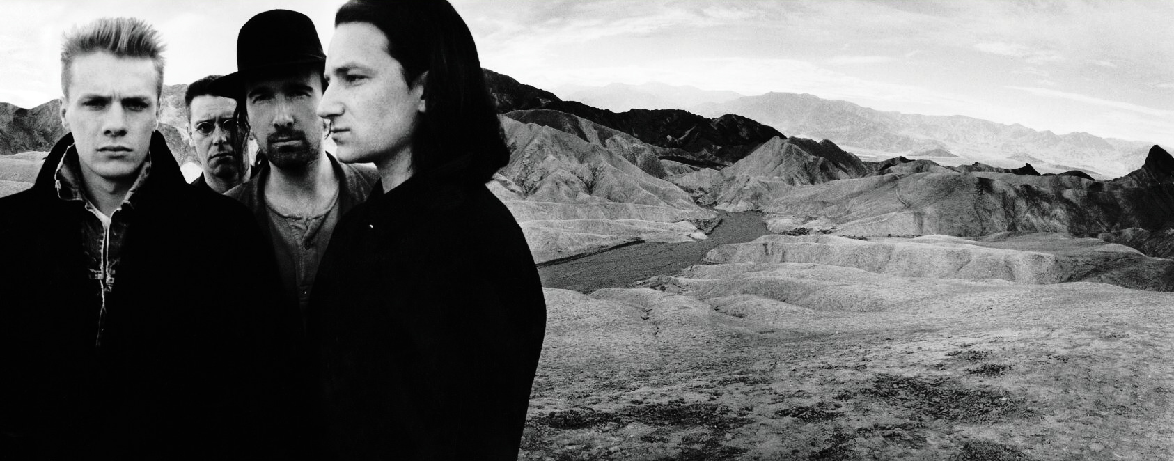 u2 joshua tree album cover - Blog