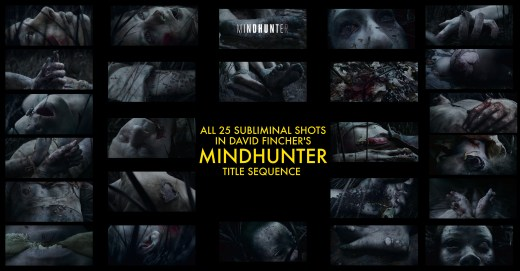 All 25 images in the Mindhunter Netflix Title Sequence
