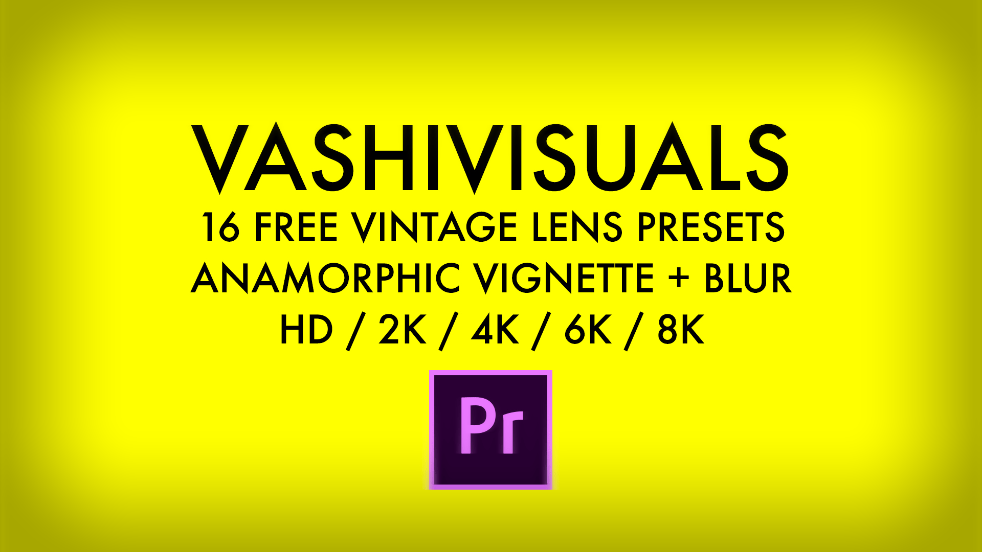 Free Vintage Video Effects for Premiere Pro | VashiVisuals