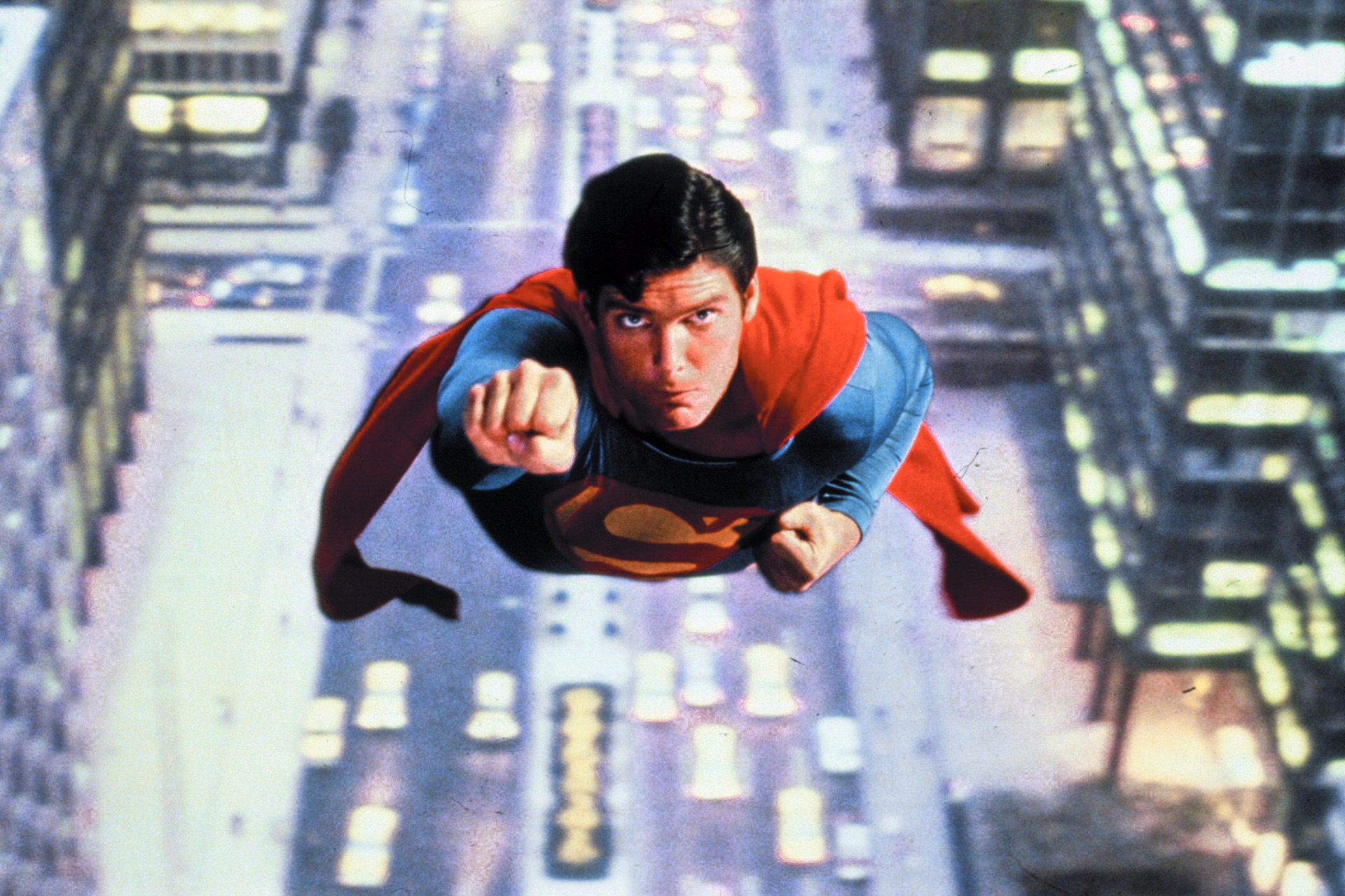SUPERMAN: You'll Believe A Man Can Fly - Blog