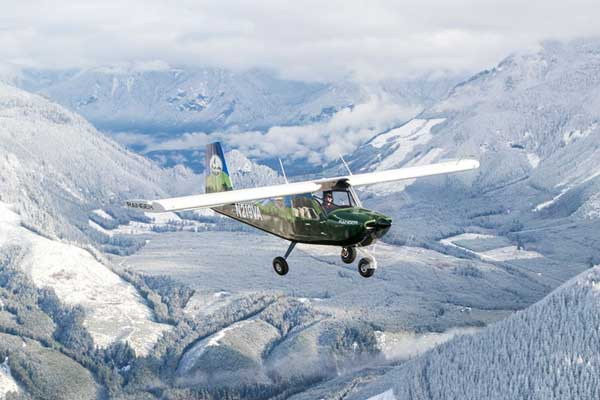 The Vashon Ranger incorporates multiple active and passive safety features, including a low stall speed, benign slow flight characteristics, and well-harmonized controls