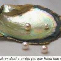 Haiku Friday - Diamonds & Pearls