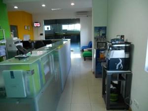 Escritório Vasiglass em Évora