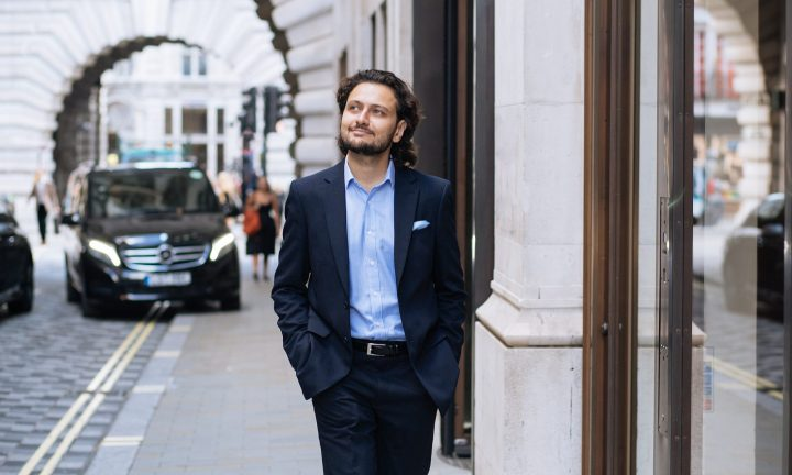 tenor, classical singer, private events in London