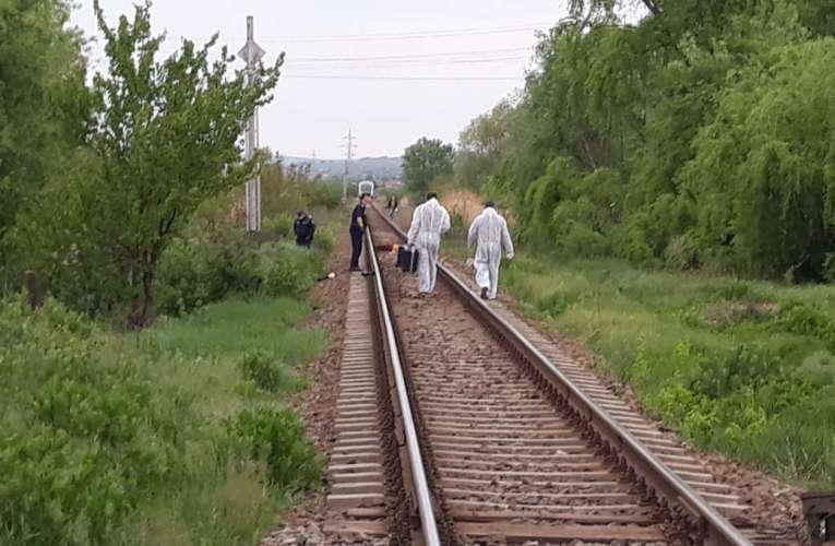 Tragedie pe calea ferata, la Vaslui