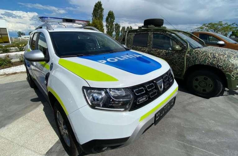 Polițiștii din Vaslui vor avea mașini ca în  Germania!