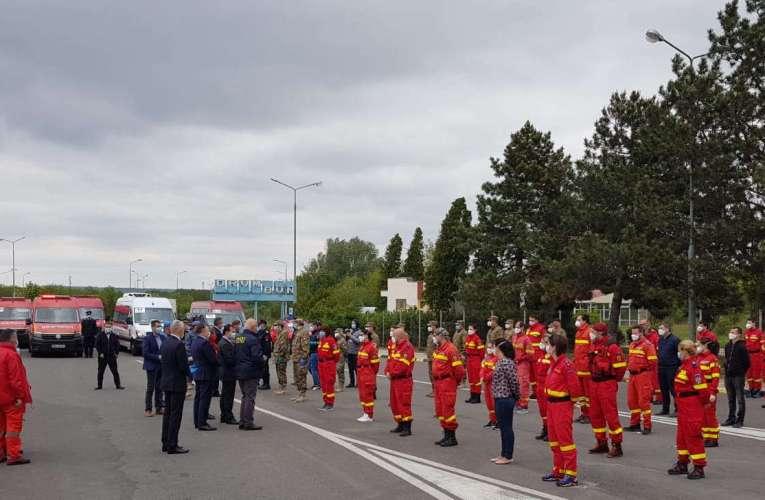 ȘTIRILE AMIEZII: Șapte cadre medicale s-au întors din Republica Moldova cu coronavirus!