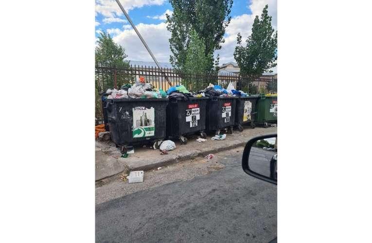 Primarul Bârladului cere explicații la județ, gunoaiele sufocă orașul
