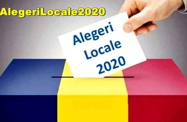 27 septembrie 2020 – ziua în care ne decidem viitorul pentru următorii 4 ani. Ieșiți la vot!